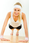Fitness time — Stock Photo