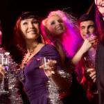 Enjoying party — Stock Photo