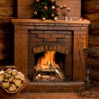Hearth — Stockfoto