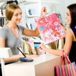 Payment in the store — Stock Photo #11107917