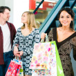 Woman with shopping bags — Stock Photo #11108151