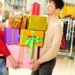 Great shopping - Stockfoto