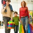 shopaholics — Stock Photo