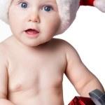 Santa baby — Stock Photo #11108834