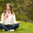 Meditating — Stock Photo #11109048