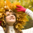 In the autumn — Stock Photo #11109049