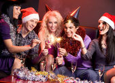 Christmas fun — Stock Photo