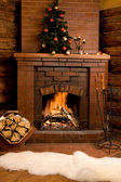 Hearth — Stock Photo