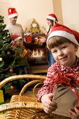 Noel sırasında — Stok fotoğraf