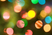 Glittering lights — Stock fotografie