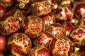 Glittering balls — Stock Photo