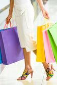Shopaholic — Stock Photo