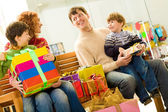 Christmas joy — Stockfoto
