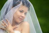 伝統的な花嫁 — ストック写真