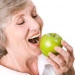Delicious apple — Stock Photo
