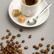 Aromatic coffee - Stock Photo