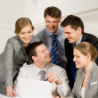 Business meeting — Stock Photo #11121532