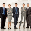 Business team — Stock Photo #11121540
