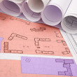 Foto de Stock  : Blueprints
