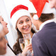 Toasting female — Stock Photo #11122259
