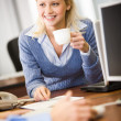 Successful lady — Stock Photo #11122513