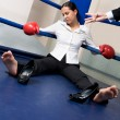 Tiresome game — Stock Photo #11123135