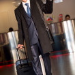 Business travel - Stock Photo
