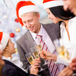 Christmas party — Stock Photo #11125185