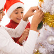 On Christmas Eve — Stock Photo #11126341