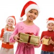 Christmas gifts — Stock Photo #11126375