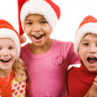 Joyful children — Stock Photo