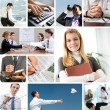 Business themes — Stock Photo