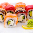 Yapona maki — Stock Photo