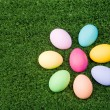 easter eggs — Stock Photo #11126840
