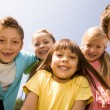happy children — Stock Photo