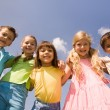 Group of kids — Stock Photo #11127127