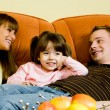 Family relaxing — Stock Photo #11127641