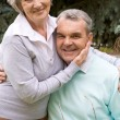 Senior couple — Stock Photo #11127690