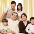 Big family — Stock Photo #11127856