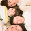 Family union — Stock Photo #11127866
