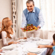 Waiting for dinner — Stock Photo