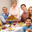 Thanksgiving day - Stock Photo
