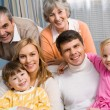 Family portrait — Stock Photo #11128433