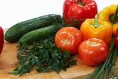Fresh vegs — Stock Photo