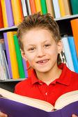 A lezione di lettura — Foto Stock