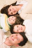 Family union — Stock Photo