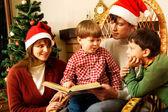 Noite de natal — Foto Stock