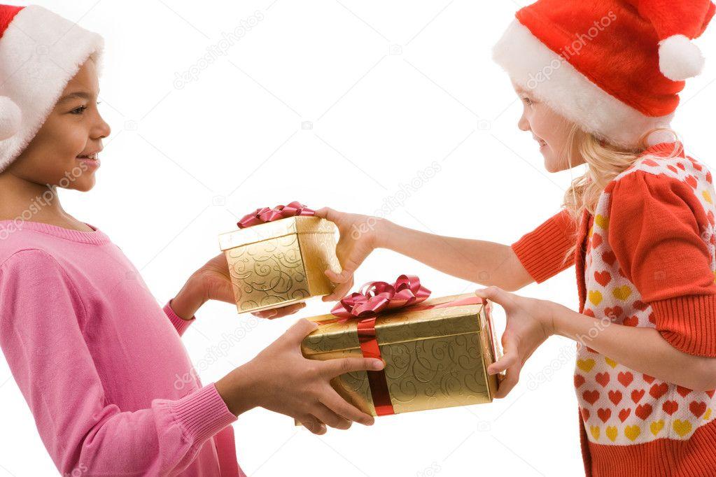 Обмен подарками по всему миру сайт