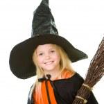Halloween child — Stock Photo #11147300