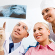 At the dentist's — Stock Photo
